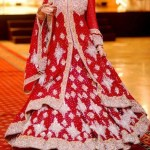 Latest Bridal Wear by Sanz Collection 2012 007