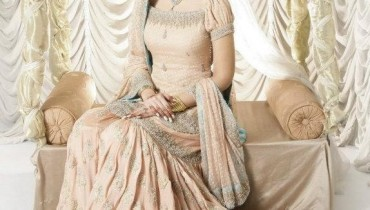 Latest Bridal Wear by Sanz Collection 2012