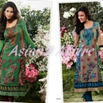 Latest Colorful casual wear Collection 2012-13 For Girls Adaa by Asianz Attire (4)