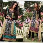 Latest Colorful casual wear Collection 2012-13 For Girls Adaa by Asianz Attire (5)