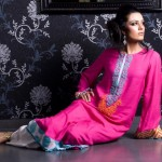Latest Cotton Dress Collection 2012-13 For Women By Maria B (1)