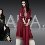 Latest Cotton Dress Collection 2012-13 For Women By Maria B (3)