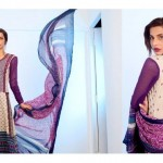 Latest Embroidered Dress Collection 2012 Feminine Designer By Shariq Textiles (2)