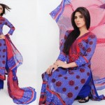 Latest Pakistani Lawn Collection 2012-13 Summer Dress Designs 007