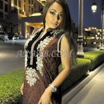 Latest Party Wear Collection 2012-13 By Naureen Arbab 001
