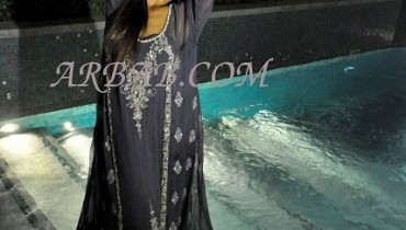 Latest Party Wear Collection 2012-13 By Naureen Arbab 009