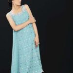 Latest Pret Party Wear Luxury Seussical Collection 2012 By Karma Pink (2)