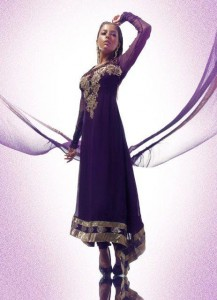 Latest & Stylish Casual party wear Readymade Dress Collection 2012-13 For Girls (2)