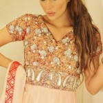 Latest & Stylish Formal Dresses Collection For Ladies By Glamor Creation (6)