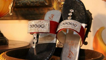 Latest and Beautiful Slippers For Girls By Sheherzad Haider (1)