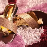 Latest and Beautiful Slippers For Women By Sheherzad Haider