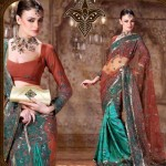 Lehenga type Saree collection