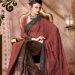 Lehenga type Saree collection for women