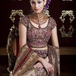 Maharani Latest Wedding outfits 2012-2013 For Brides 001