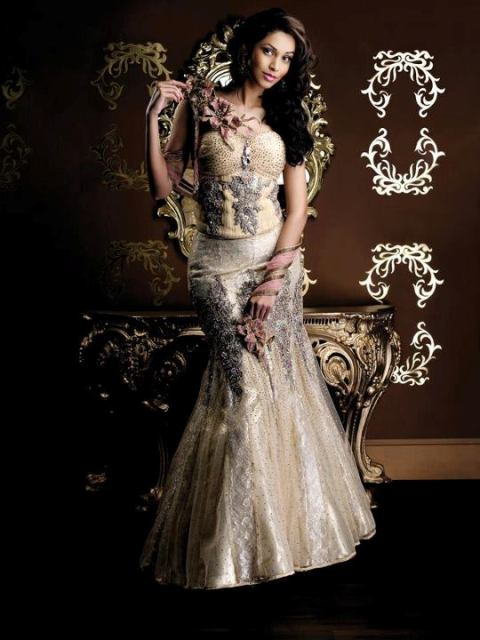 Maharani Latest Wedding outfits 2012-2013 For Brides 004