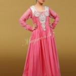 Maysoon Latest Party Wear Dresses 2012-13 for Women (2)
