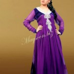 Maysoon Latest Party Wear Dresses 2012-13 for Women (3)