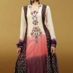 Maysoon Latest Party Wear Formal Dress Collection 2012-13 for Girls (3)