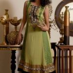 Mehndi Day Bridal Dresses FallWinter Collection 2012 by Saadia Asad