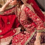 Mohsin Naveed Ranjha Latest Bridal Dress Collection 2012-13 (2)