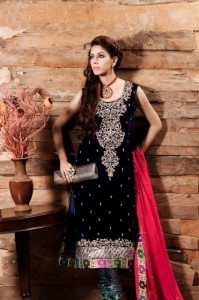 Mohsin Naveed Ranjha Latest Formal Dresses 2012-13 For Women (2)