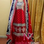 Nadya Visage Latest Party Wear Dress Collection 2012 For Women (5)