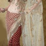 Nakshatra Designerwear Latest & Beautiful Bridal Saree Collection 2012-2013