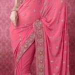 Nakshatra Designerwear Latest & Beautiful Bridal Saree Collection 2012-2013 (2)