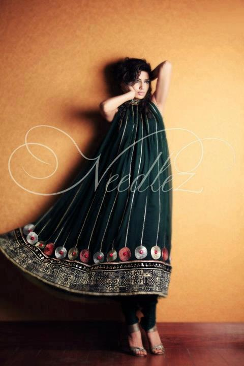 Needlez By Shalimar Latest Dresses For Women 2012 002