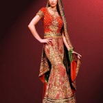 New Lehenga Designs Collection 2012 For Bridals