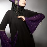 New abaya Fashion Trend 2012