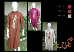 Nigoree Latest Casual Wear Dress Collection 2012 for Girls (1)