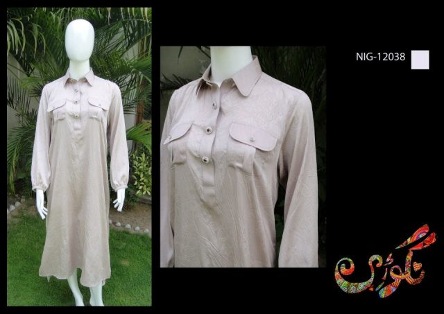 Nigoree Latest Casual Wear Dress Collection 2012 for Girls (3)