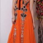 Nimsay Girls Outfit& Semi-Formal Dress Stylish Collection 2012 (1)