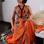 Nimsay Girls Outfit& Semi-Formal Dress Stylish Collection 2012 (3)
