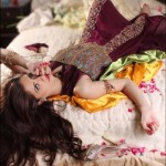 Nimsay Girls Outfit& Semi-Formal Dress Stylish Collection 2012 (7)