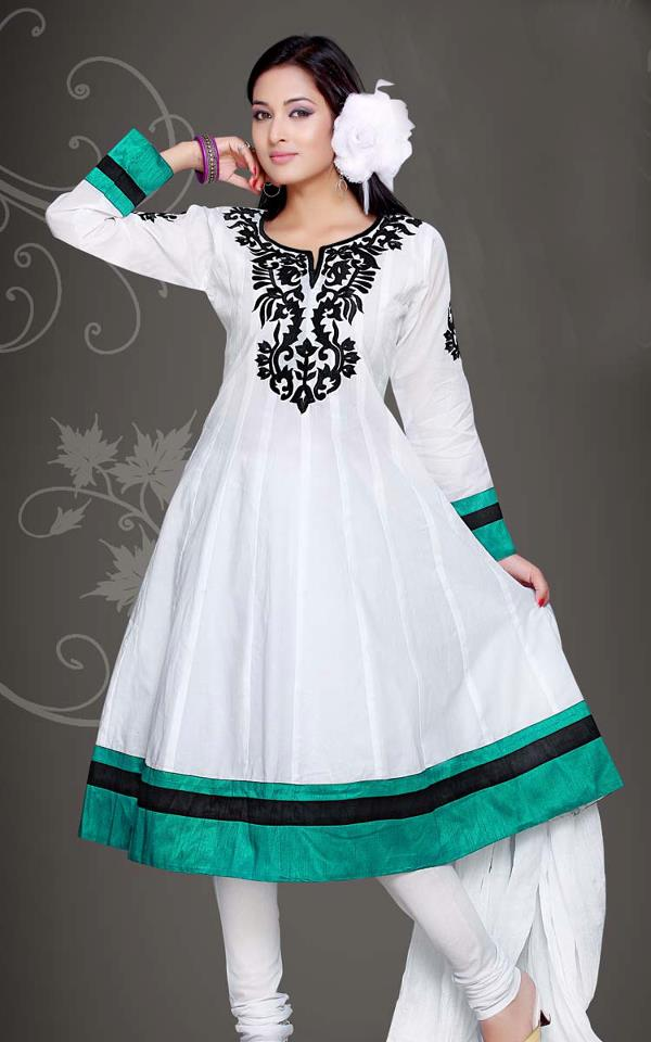 Noor Boutique Anarkali Frocks 2012 For Women 0015