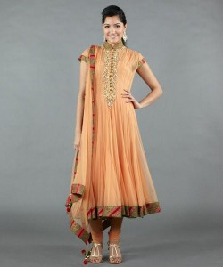 Noor Boutique Anarkali Frocks 2012 For Women 006