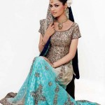 Pakistani Indian Eastern Bridal dresses latest outfits 2012-13 by Style Couture