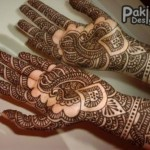 Pakistani Mehndi Design 2012 Best Pattern