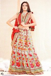 Rijas Latest Bridal Dresses Bridal Jewelry Collection 2012 13 For Women 003