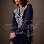Sadaf Amir Winter Fall Party Wear Dress Collection 2012 For Women (2)