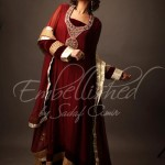 Sadaf Amir Winter Fall Party Wear Dress Collection 2012 For Women (4)