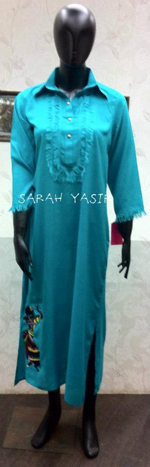 Sarah Yasir New Stylish Collection 2012-13 for Girl (4)