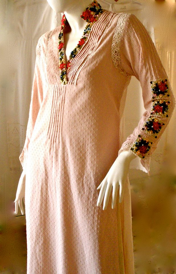 Slate Latest Casual Wear Dress Collection 2012 by Faiza Samee 001