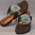 Slippers For Women By Sheherzad Haider
