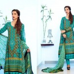 Style Embroidered Dress Collection 2012 Feminine Designer By Shariq Textiles (11)
