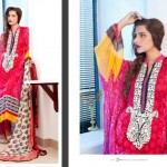 Style Embroidered Dress Collection 2012 Feminine Designer By Shariq Textiles (8)