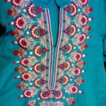 Stylish & Beautiful Trendy Kurtis Collection 2012 For Women By Elan Couture (2)