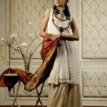 Tabya & Sadya Latest Formal Wear Dress Collection 2012-13 for Ladies (7)